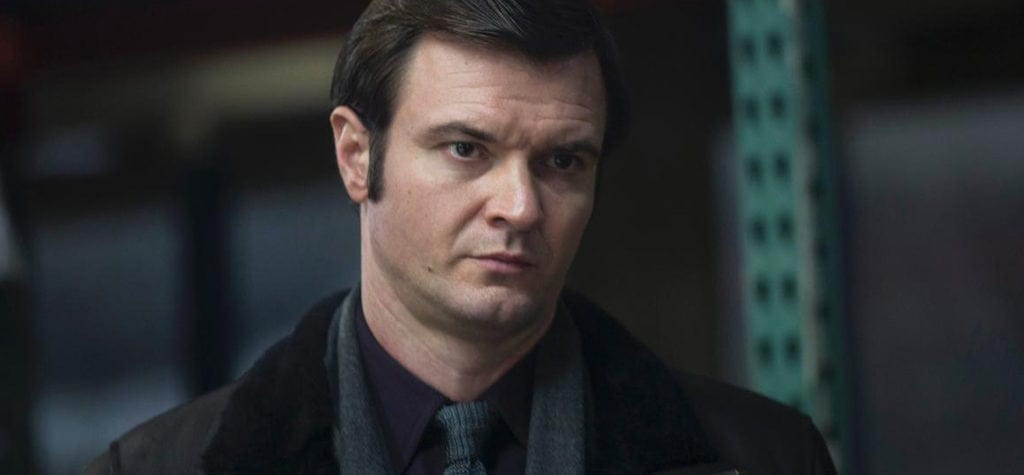 Costa Ronin in 'The Americans'