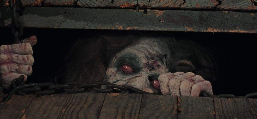 'The Evil Dead'