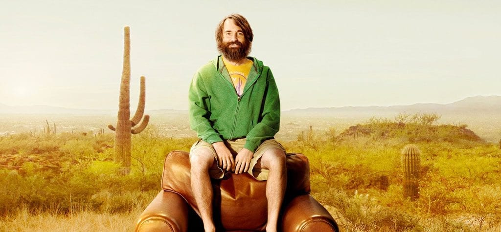 'The Last Man on Earth'