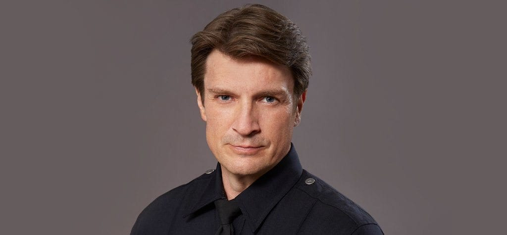 Nathan Fillion in 'The Rookie'