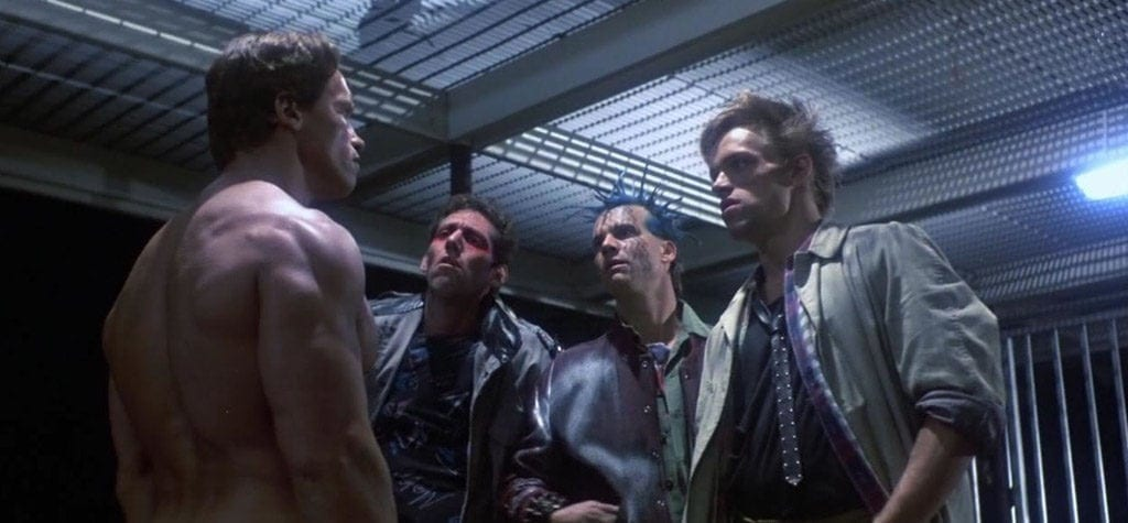 'The Terminator'