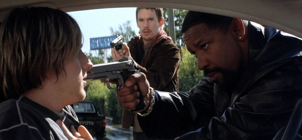 'Training Day'