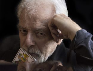 Back in 2013, instead of turning big-name production companies, Alejandro Jodorowsky funded 'Endless Poetry' using Kickstarter. The master was back!
