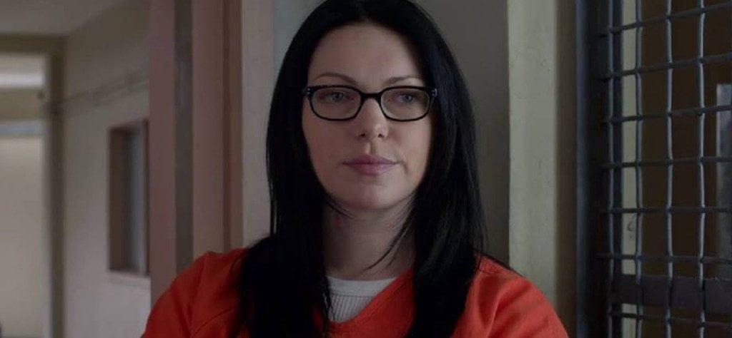 Alex Vause (Laura Prepon) in 'Orange Is the New Black'