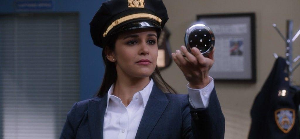 Amy Santiago (Melissa Fumero)