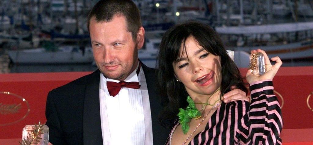 Björk and Lars von Trier