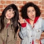 In the spirit of not being sad that 'Broad City' is over, but happy it happened at all, let's take a moment to appreciate the show.