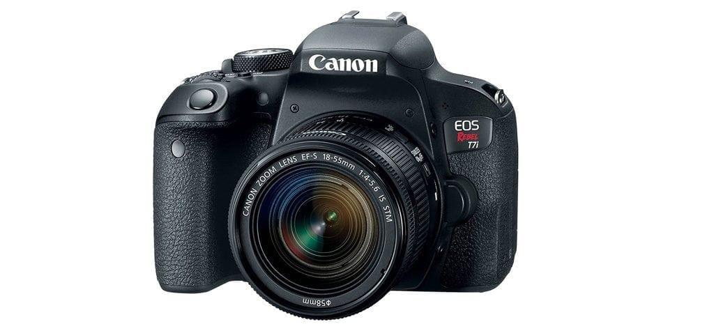 Canon EOS Rebel T7i / 800D