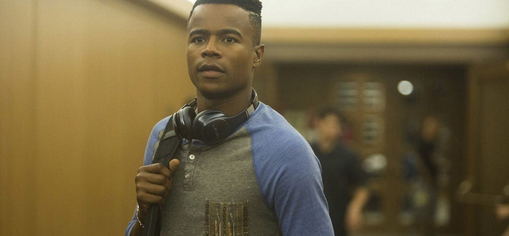 Marque Richardson in 'Dear White People'