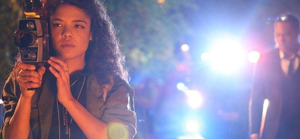 Tessa Thompson in 'Dear White People'