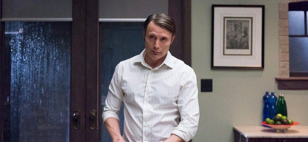 Dr. Hannibal Lecter (Mads Mikkelsen) in 'Hannibal'