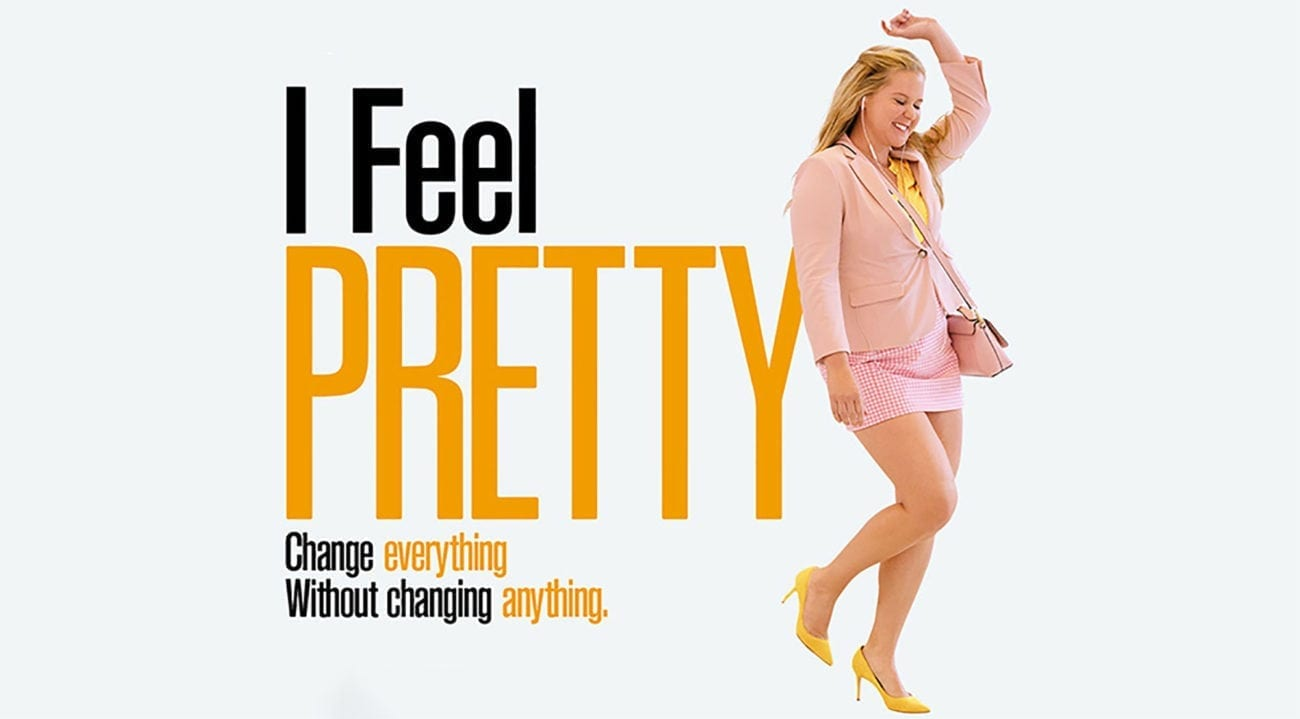 By now you've hopefully hate watched the shit out of 'I Feel Pretty 'with as much zeal as Greta Gerwig did last month. In an effort to make sense of this this stinking crapbag of a movie, we've attempted to unpick key moments from it.