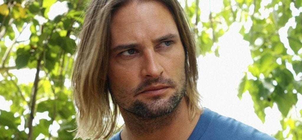 "James ""Sawyer"" Ford (Josh Holloway) in 'Lost'"
