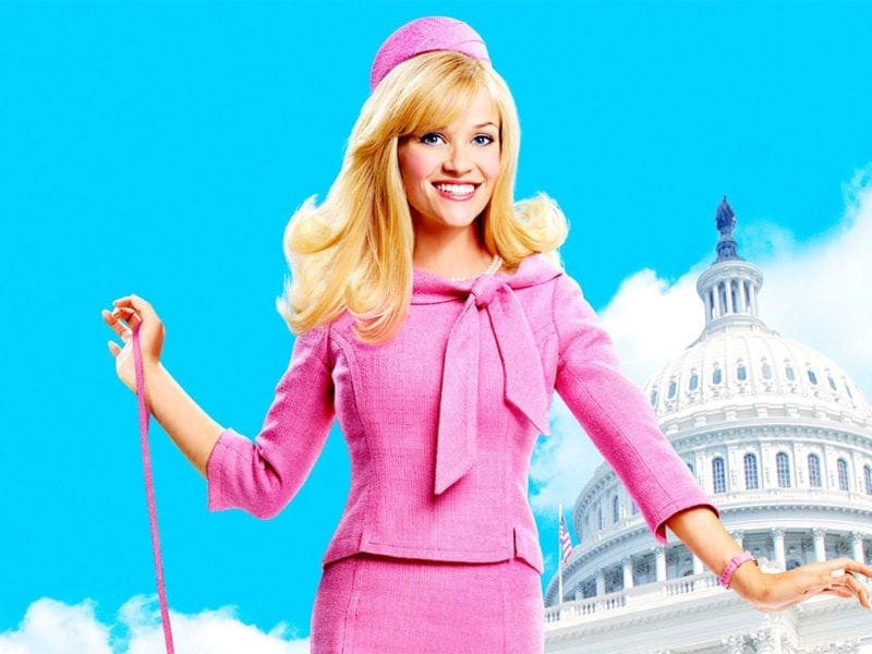 We're looking back at the best styles of the original 'Legally Blonde' so you can look pretty in pink just like our favorite character Elle.