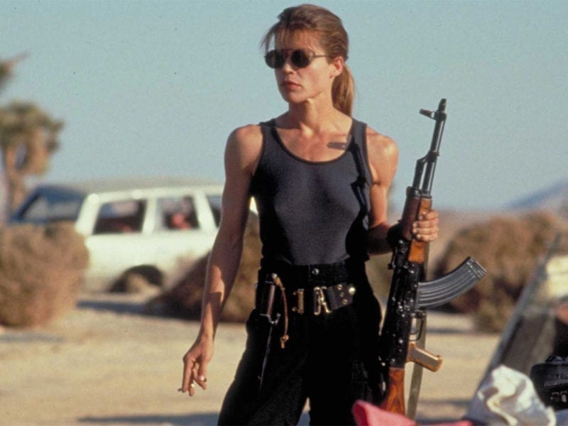 Sarah Connor kicks ass. Here are some of the other women who have dominated the 'Terminator' franchise.