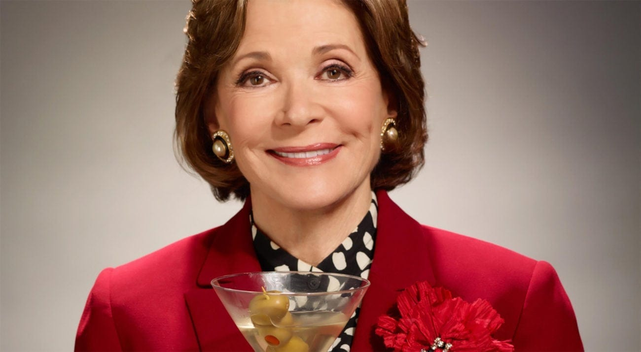 Lucille Bluth is easily the most gifable character in 'Arrested Development'. We celebrate the queen that is Jessica Walter in Lucille's best moments.