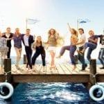 In 'Mamma Mia! Here We Go Again', return to the magical Greek island of Kalokairi in an all-new original musical based on the songs of ABBA.