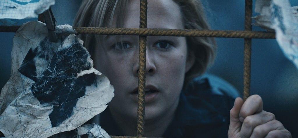 Alba August in 'The Rain'