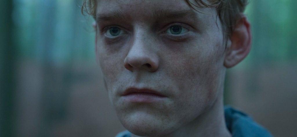 Lucas Lynggaard Tønnesen in 'The Rain'