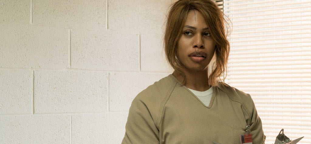 Laverne Cox in 'Orange Is the New Black'