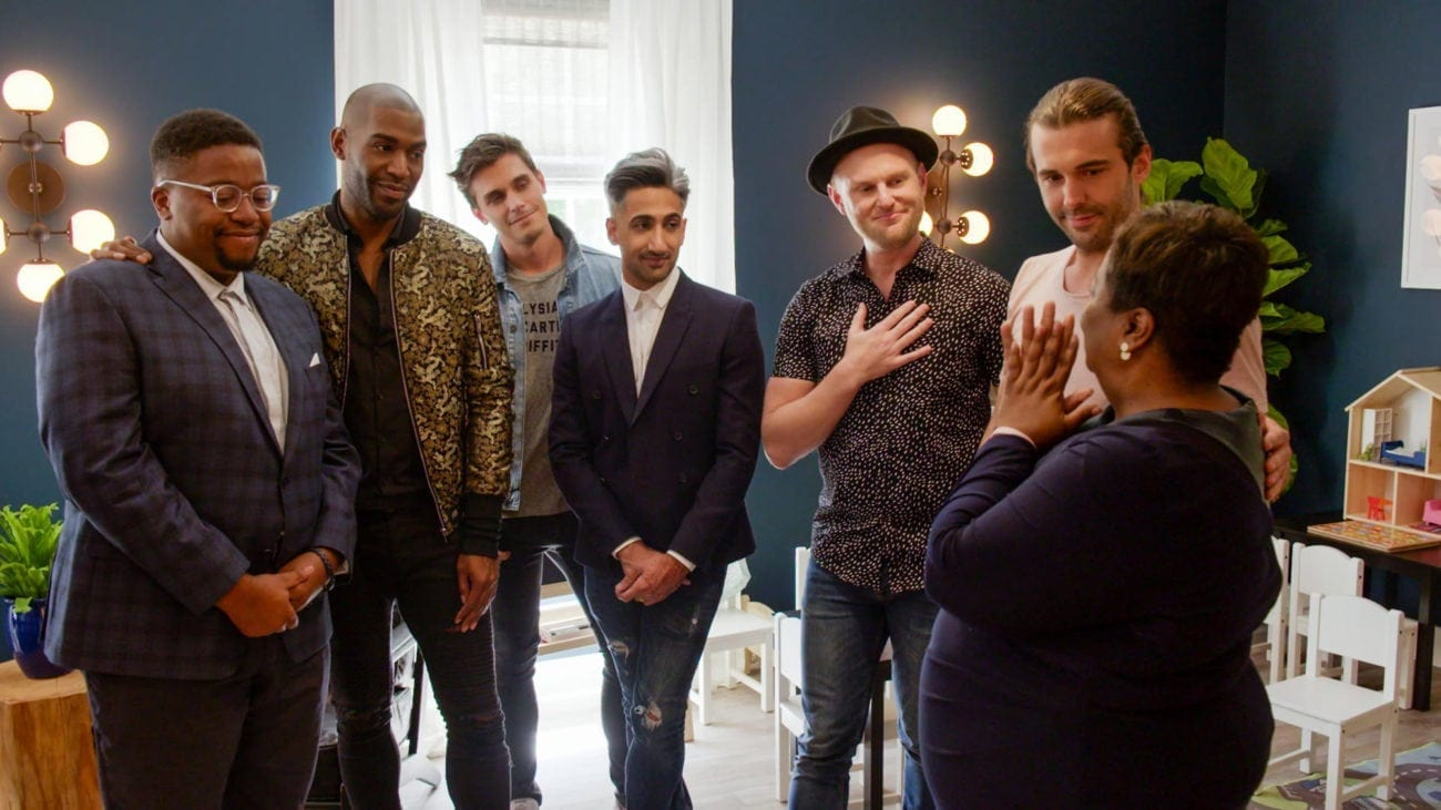 Surely nothing could heighten your enjoyment of the near-flawless 'Queer Eye', right? Except maybe for a drinking game.