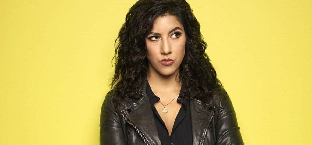 Rosa Diaz (Stephanie Beatriz)