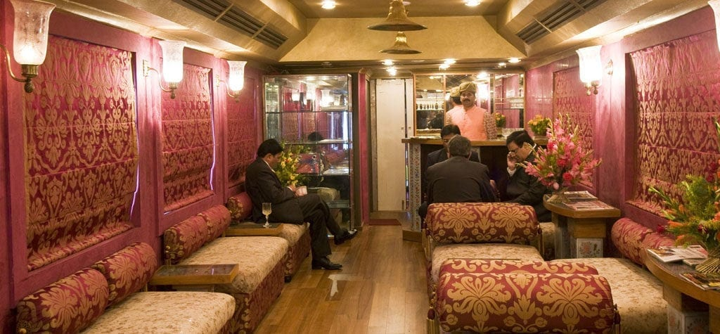 Find peace on the Royal Rajasthan on Wheels from 'The Darjeeling Limited'