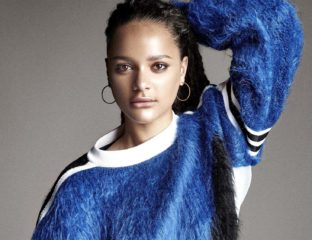 From working at a Mexican restaurant in Texas to living like a star in Los Angeles, Sasha Lane dropped out of the sky and took the film world by storm.