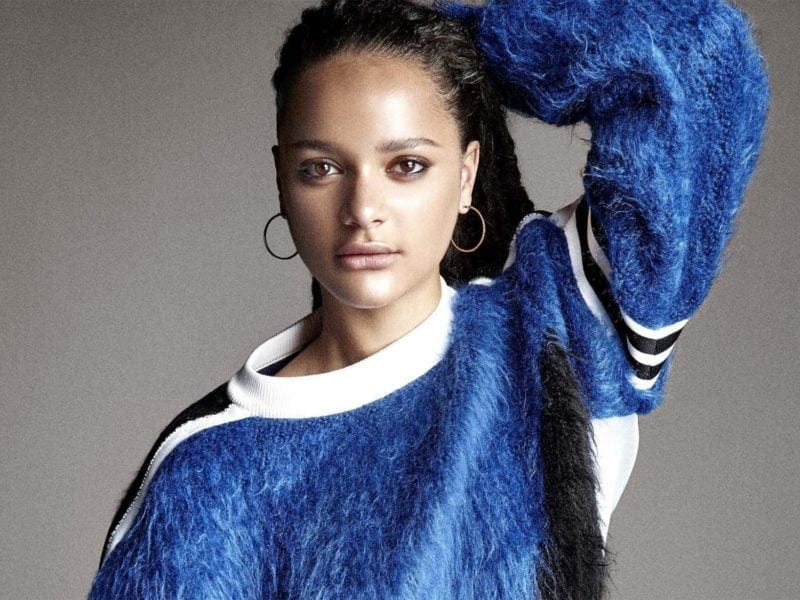 Sasha Lane became an actress by chance. Is the reluctant star poised to be the next big thing in Hollywood?