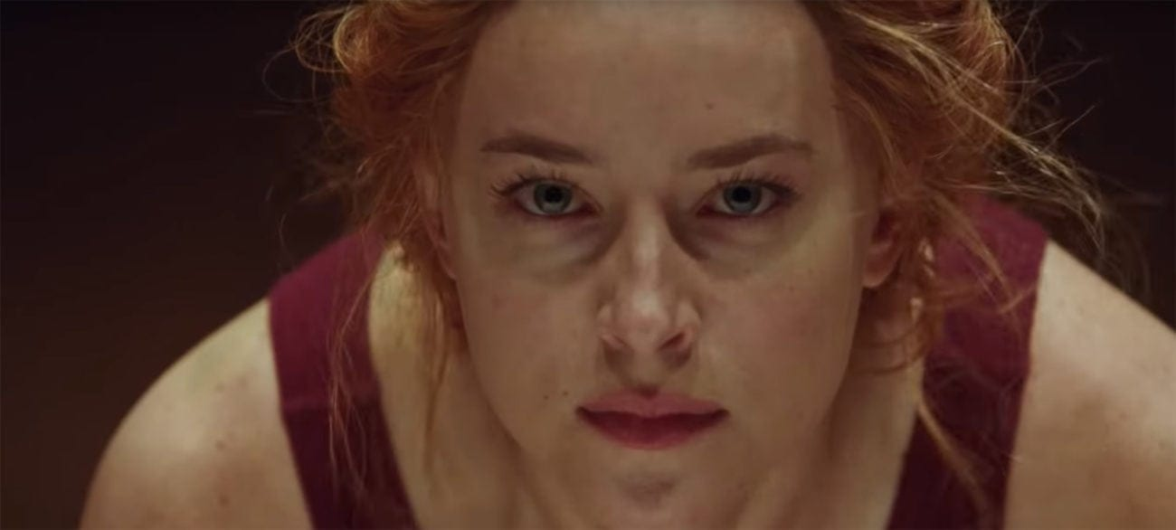 This remake of Dario Argento's 1977 cult classic 'Suspiria' stars Dakota Johnson, Tilda Swinton, Mia Goth, Jessica Harper, and Chloe Grace Moretz.