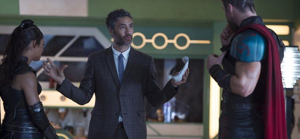 'Thor: Ragnarok' director Taika Waititi