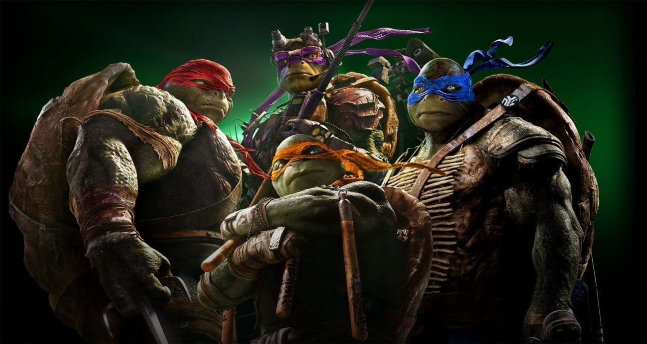 "Along with the ""radical"" reboot of 'Teenage Mutant Ninja Turtles', what other remakes are currently in the pipeline?"