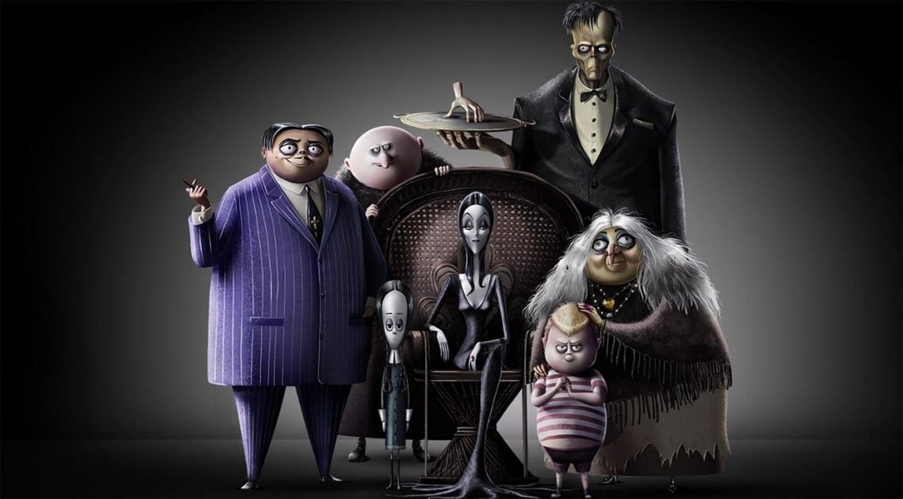 MGM has set a release date for its animated take on the classic macabre 'The Addams Family' and it's got as close to dream casting as we think is possible.