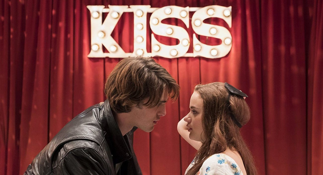 Vince Marello's 'The Kissing Booth', adapted for Netflix from the Beth Reekles novel, isn't the sort of teenage romcom that deserves any screen space.