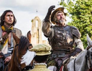 Directed by Terry Gilliam, 'The Man Who Killed Don Quixote' stars Adam Driver, Jonathan Pryce, Stellan Skarsgård, Olga Kurylenko, and Jason Watkins.