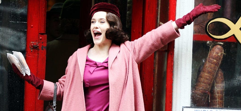 Amazon's 'The Marvelous Mrs. Maisel'