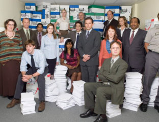 During its nine-season run, 'The Office' became a classic and a staple on American television. Here's a list of some of our favorite moments from the show.
