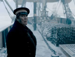 'The Terror', based on the novel by Dan Simmons, is a refreshing change to the serious dramas like 'Breaking Bad' and 'The Walking Dead' we've seen on AMC.