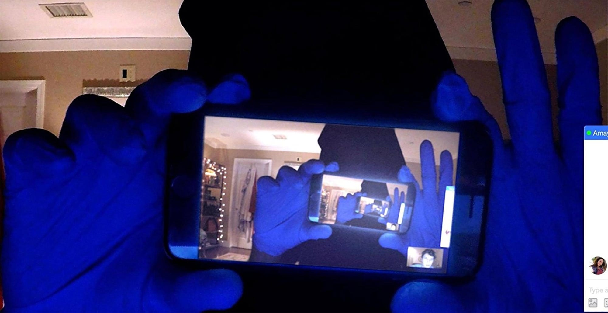 In 'Unfriended: Dark Web' a 20-something finds a cache of hidden files on his new laptop. He and his friends are thrust into the depths of the dark web.
