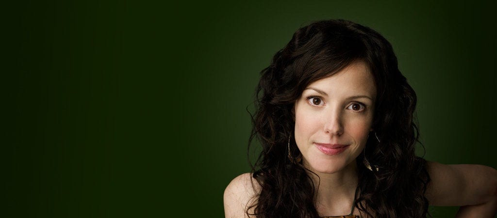 Nancy Botwin (Mary-Louise Parker) in 'Weeds'