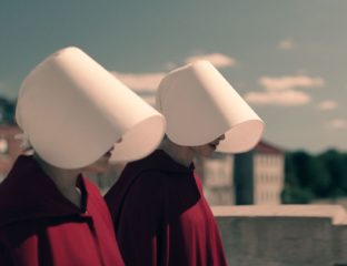 At the time, 'Sex and the City' stood for female empowerment. 'The Handmaid's Tale' on the other hand is timely, poignant, and inspiring.