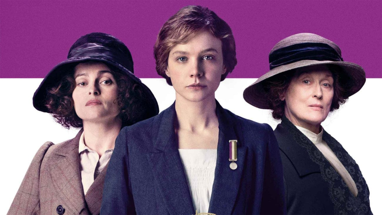 The UK celebrated 100 years of women's suffrage last year. Here are eight of the best fierce fictional female agitators in film & TV.