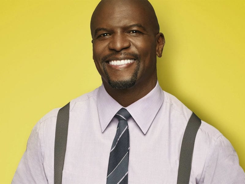 Terry Crews is a charisma machine. Let's revisit the best movies starring the former football star.