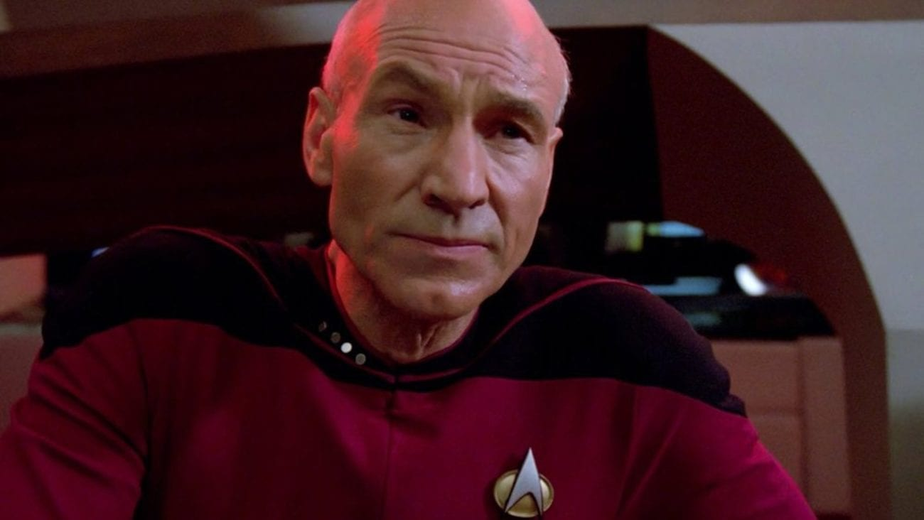 """Earl Grey, hot"": Here are all the best moments of the legendary Patrick Stewart in his role as Captain Jean-Luc Picard in 'Star Trek: The Next Generation'."