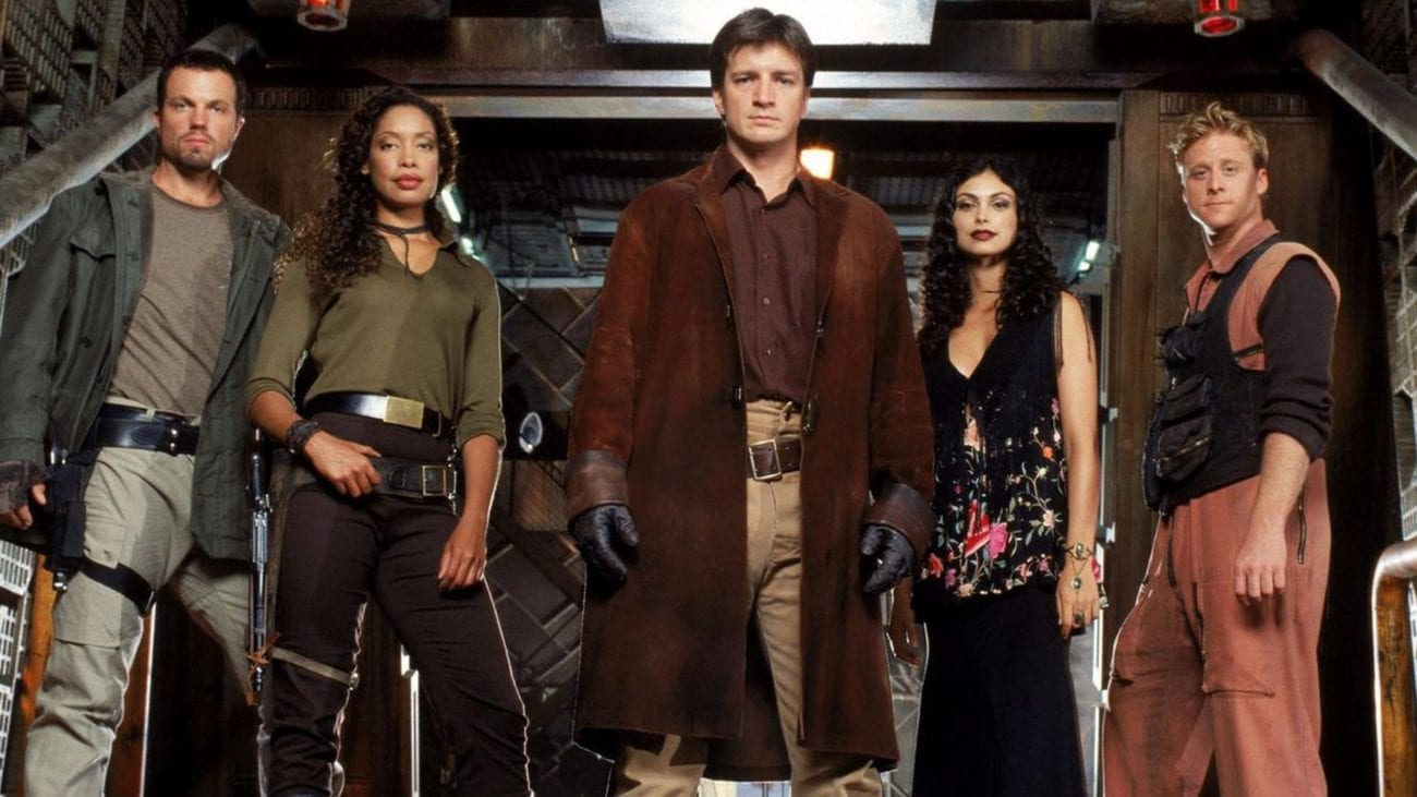 In the history of broken shows, none has caused as much heartache or brouhaha as the cancellation of Joss Whedon's Western sci-fi classic 'Firefly' in 2002.