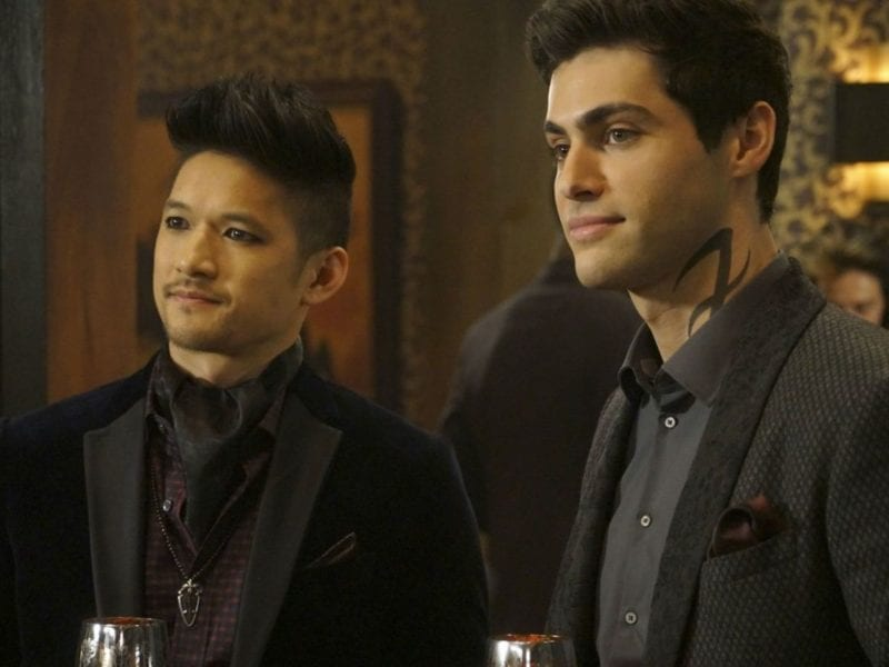 As we said farewell to 'Shadowhunters', one sentiment continued to echo through fans of Matthew Daddario and Harry Shum Jr.: Malec forever.