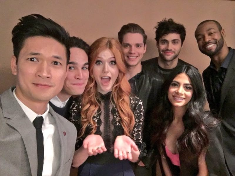 'Shadowhunters' is a wrap, but a potential future awaits. 'Shadowhunters' cast members shared their love for the fans of the cult Freeform show.