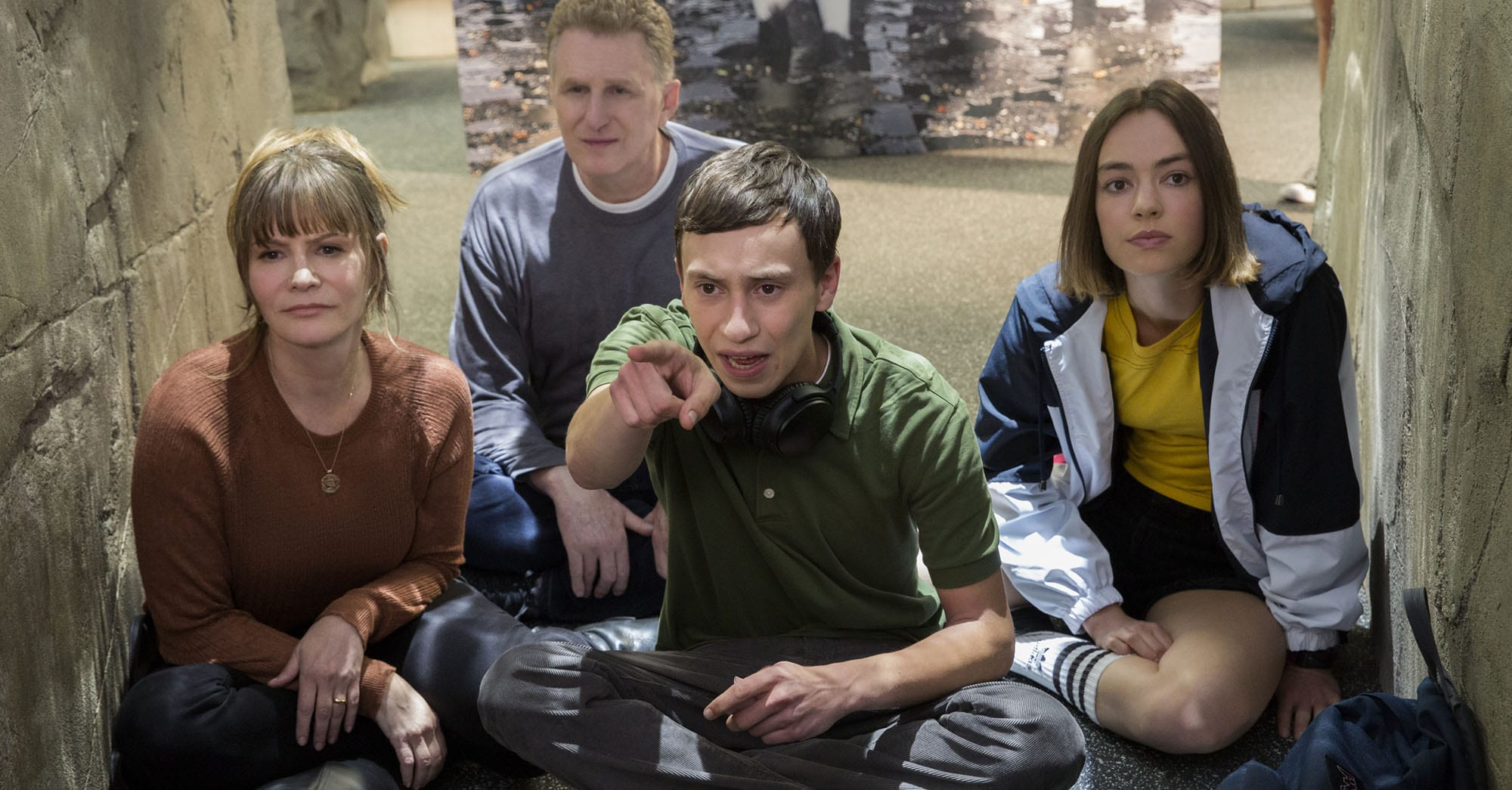 'Atypical' is a coming of age story that follows Sam, an 18-year-old on the autistic spectrum as he searches for love and independence.