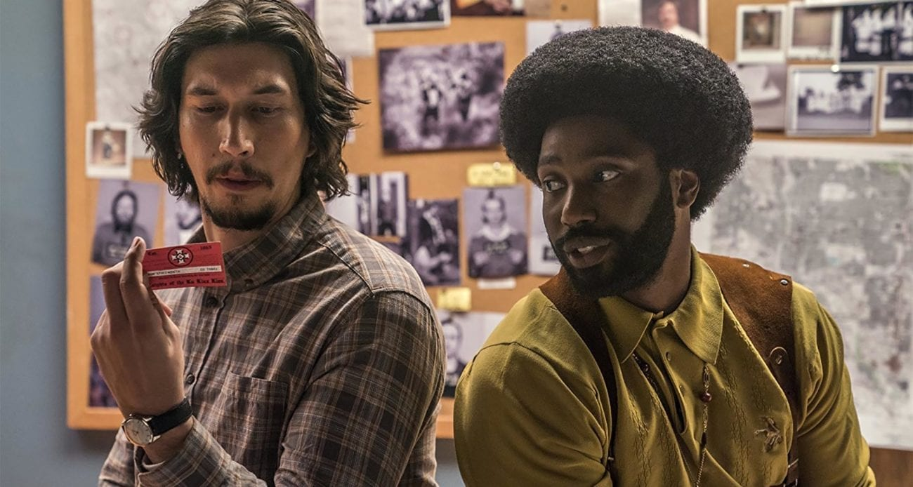 Fight towards all the power for all the people in Spike Lee's 'BlacKkKlansman'; watch Jason Statham battle a prehistoric shark in 'The Meg'; and follow a plucky young skater whose relationships prove to be even trickier to navigate than a kickflip with 'Skate Kitchen'.