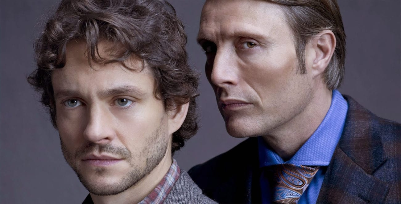 Here's our ranking of nine of the sexiest ever Hannigram moments that continue to keep us pining for more of Hugh Dancy & Mads Mikkelsen in 'Hannibal'.